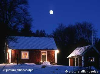 Harsh Swedish winters make heating expensive