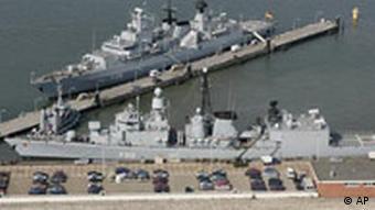 Deutsche Schiffe für den Libanon