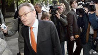 Wiederaufnahme Mannesmann-Prozeß Klaus Esser