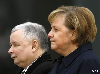 Whose turn is it to cause outrage? Kaczynski and Merkel brace for the next row