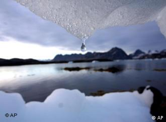 Industrialized and developing nations blamed each other for global warming
