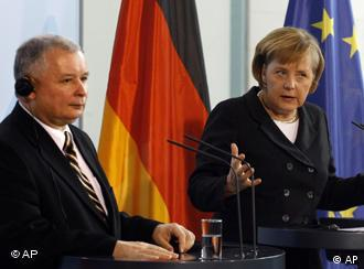 Tensions between Germany and Poland are threatening to escalate into an EU crisis
