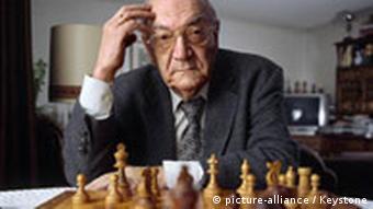 Vize-Schachweltmeister Viktor Kortschnoi