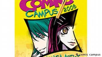 Comicwettbewerb Comic Campus 2006