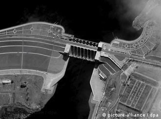 عکس دقیق و شفافی که ماهواره جاسوسی اسرائیل موسوم به