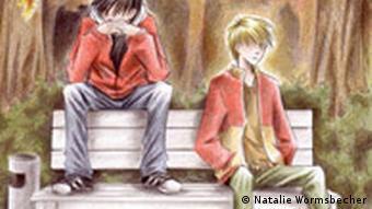 Cover Manga Comic von Natalie Wormsbecher