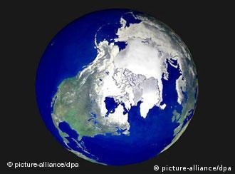 Los hielos se derriten: ¿más frío en Europa?