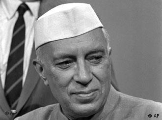 Jawaharlal Nehru had sympathies for West Germany and German unity