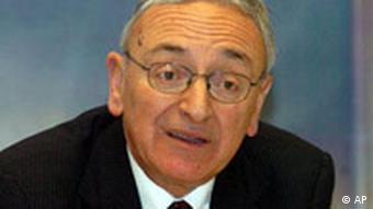 Claude Mandil IEA