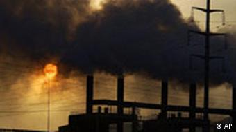 Umweltverschmutzung in China