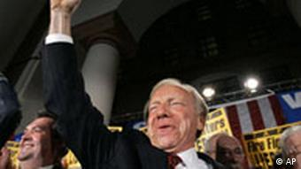 Sen. Joe Lieberman has been the main force behind getting American companies to distance themselves from Wikileaks