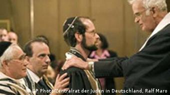 Erste Ordination von Rabbinern seit dem Holocaust