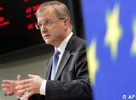Comissário Olli Rehn prevê para depois de 2009 a entrada de novos países no bloco