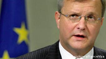 Komesar za proširenje EU, Oli Ren