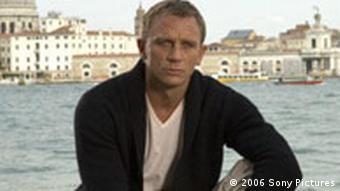 Filmszene James Bond 007 Casino Royale