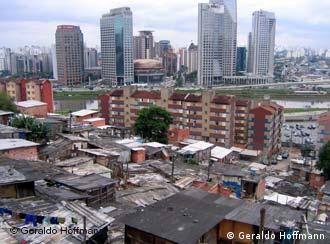 Pobreza diminuiu no Brasil
