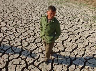 China is entering a deep water crisis with rivers drying out