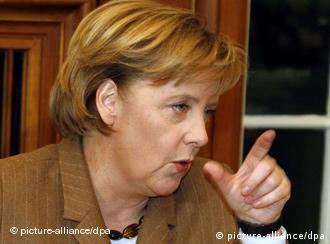 Bundeskanzlerin Merkel weist den Weg: Deutschland übernimmt EU-Vorsitz