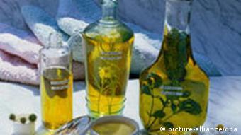 Wie man schnell mit Olivenöl abnimmt