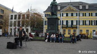 Münsterplatz in Bonn