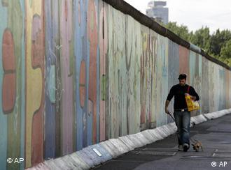 Muri i Berlinit, pjesa lindore