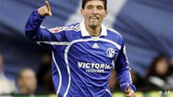Bundesliga Schalke 04 - Mainz 05 - Kuranyi