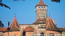 Rothenburg ob der Tauber - Rödertor