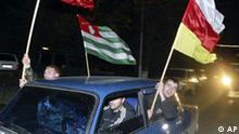 Volksabstimmung in Südossetien Georgien Reaktionen