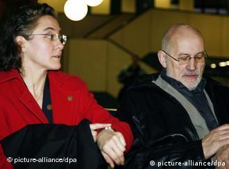 Right-wing lawyers Sylvia Stolz Horst Mahler