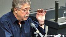 Wolf Biermann im Bundestag Gedenkfeier für die Opfer des Nationalsozialismus 2005