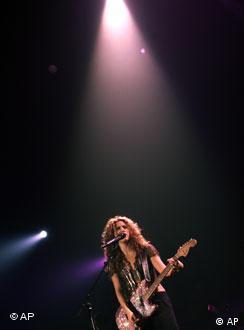 Shakira, consentida del público alemán.