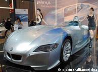 Водневе авто від BMW
