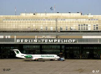 Berliners are likely to miss arriving home to striking-looking Tempelhof airport