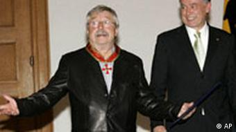 Horst Köhler and Wolf Biermann
