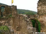 Руины крепости Меттерних