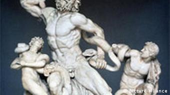 Ausstellungstipps v. 23.11.2006 Antike Kunst - Laokoon-Gruppe Ausstellung im Vatikan