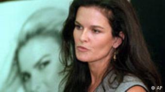 Denise Brown, die Schwester der ermordeten Nicole Brown-Simpson