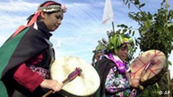 Chile Ureinwohner Mapuches
