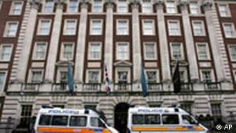 Scotland Yard untersucht den Tod von Alexander Litwinenko