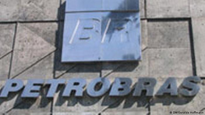 Ölkonzern Petrobras - Rio de Janeiro, Brasilien (DW/Geraldo Hoffmann)