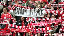 Fußball, 2. Bundesliga, 1. FC Köln - 1860 München