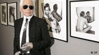 BdT Karl Lagerfeld Fotografie Ausstellung in Berlin