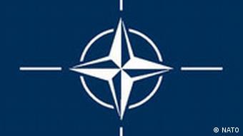 The NATO flag