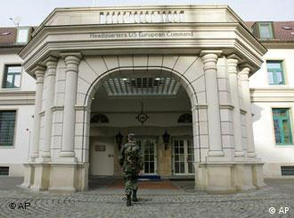 Officials are worried about the US European Command in Stuttgart