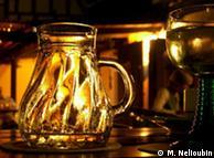 Один из винных ресторанов в Клоттене