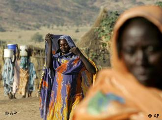 Violence in Sudan's Darfur region is estimated to have displaced millions