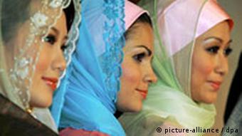 Sau intalni? i femeia musulmana