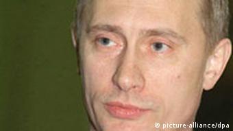 Wladimir Putin 1998 (picture-alliance/dpa)