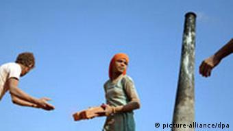 Moderne Sklaverei in Indien