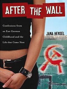 Buchcover Jana Hensel: After the wall